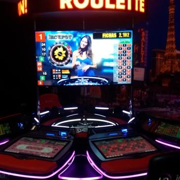 Ruleta Bingo Tres Forques
