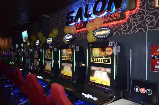 Maquinas B4 Bingo Tres Forques