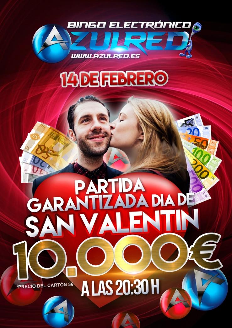 Bingo electrónico San Valentin Bingo Tres Forques.jpg