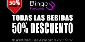 Black Friday Bingo Tres Forques