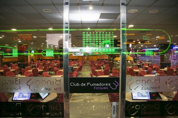 Club fumadores Bingo Tres Forques