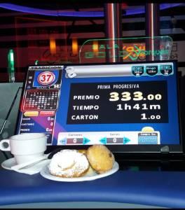Desayunos Bingo Tres Forques